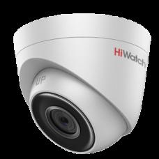 Антивандальная IP камера HiWatch DS-I103 (2.8 mm)