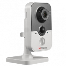 Малогабаритная (кубик) IP камера HiWatch DS-I114 (6 mm)