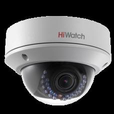 Антивандальная IP камера HiWatch DS-I128 (2.8-12 mm)