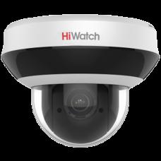 Уличная поворотная IP камера HiWatch DS-I205