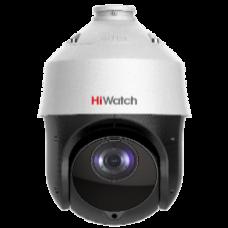 Скоростная купольная PTZ IP камера HiWatch DS-I225