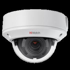 Антивандальная вариофокальная IP камера HiWatch DS-I258 (2.8-12 mm)