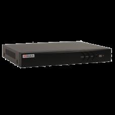 HiWatch DS-N304(B) 4х канальный  видеорегистратор
