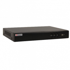 HiWatch DS-N308/2 8ми канальный  видеорегистратор