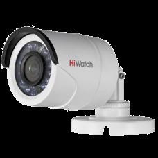 Уличная TVI камера HiWatch DS-T200P (3.6 mm)