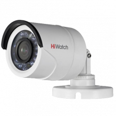 Уличная TVI камера HiWatch DS-T200P (6 mm)