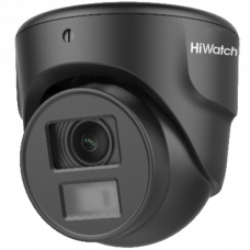 Антивандальная 4 в 1 (AHD/CVI/TVI/Аналог) камера HiWatch DS-T203N (6 mm)