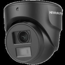 Антивандальная 4 в 1 (AHD/CVI/TVI/Аналог) камера HiWatch DS-T203N (6 mm)