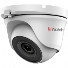 Антивандальная 4 в 1 (AHD/CVI/TVI/Аналог) камера HiWatch DS-T203S (3.6 mm)