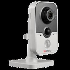 Малогабаритная (кубик) TVI камера HiWatch DS-T204 (2.8 mm)