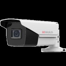 Уличная вариофокальная 4 в 1 (AHD/CVI/TVI/Аналог) камера HiWatch DS-T206S (2.7-13,5 mm)
