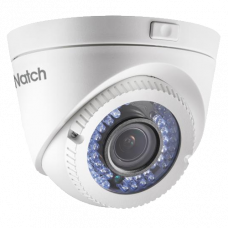 Антивандальная вариофокальная TVI камера HiWatch DS-T209P (2.8-12 mm)
