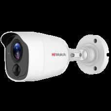 Уличная TVI камера HiWatch DS-T210 (2,8)