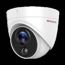 Антивандальная TVI камера HiWatch DS-T213 (3.6 mm)