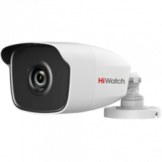 Уличная TVI камера HiWatch DS-T220 (6 mm)