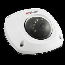 Антивандальная TVI камера HiWatch DS-T503 (B) (2.8 mm)