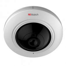 Панорамная  TVI камера HiWatch DS-T501 (1.1 mm)